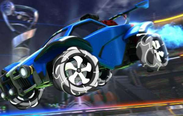 what Rocket League Items are a few different