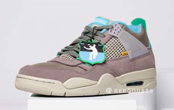 """First look at The Potential Union x Air Jordan 4 """"30th Anniversary"""""""
