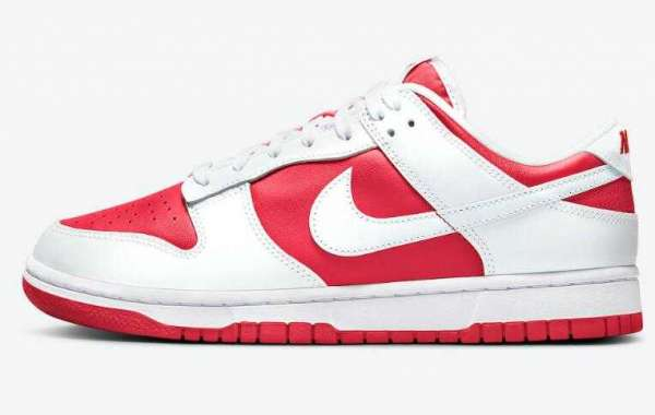 Best Running Shoes Nike DD1391-600 Dunk Low University Red