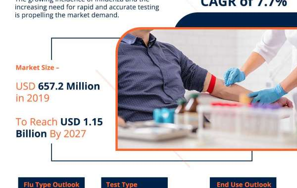 Top 10 Companies in Influenza Diagnostics Market Size, Share, Regional Analysis by Key Players | Industry Forecast 2027