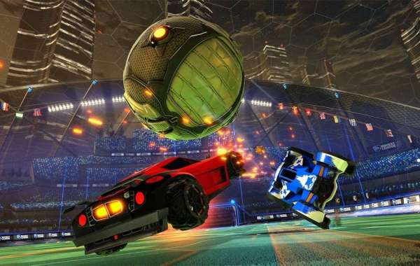 Psyonix have introduced a collaboration a good way to bring Rocket League