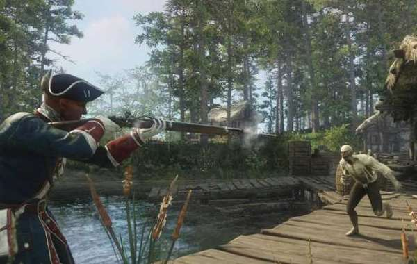 New World MMO: The in-game store maybe filled with cosmetic items