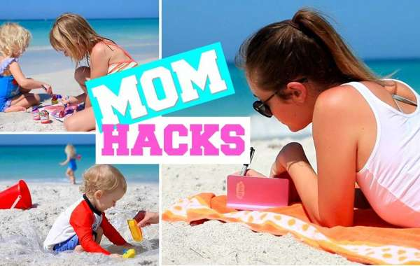 Baby Beach Trip! 25 Mom Hacks to Make It Manageable Quick Guide 2021
