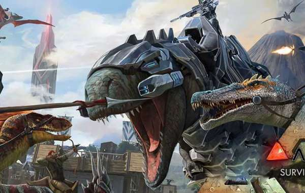 The Way To Taming Noglin In Ark Survival Evolved