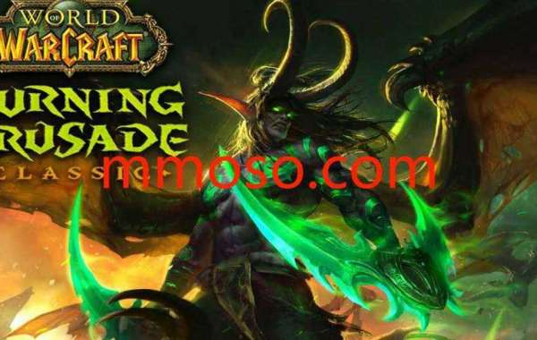 The importance of the Arenas in WOW Burning Crusade Classic