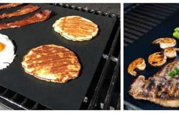 How to Use, Care And Maintenance Grill Mesh Mat