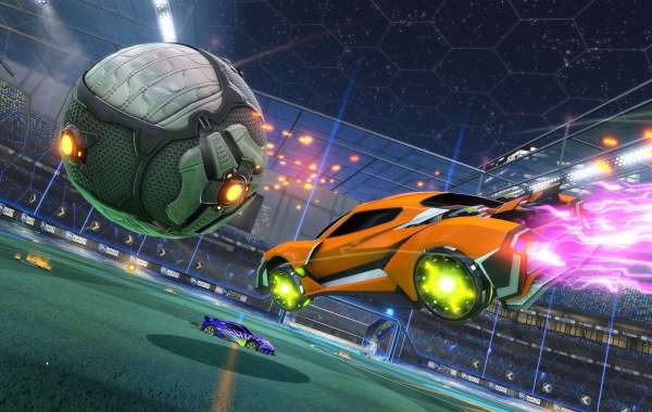 Rocket League in the beginning burst directly to the gaming