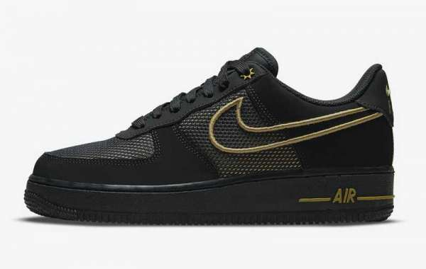 """2021 New Nike Air Force 1 Low """"Legendary"""" super bright details"""